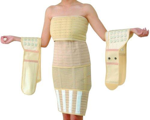 磁性護腰, 護背帶